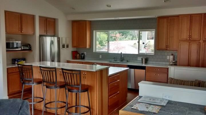 kitchen remodel quart counter tops